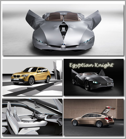 Amazing BMW Concept Cars Wallpapers